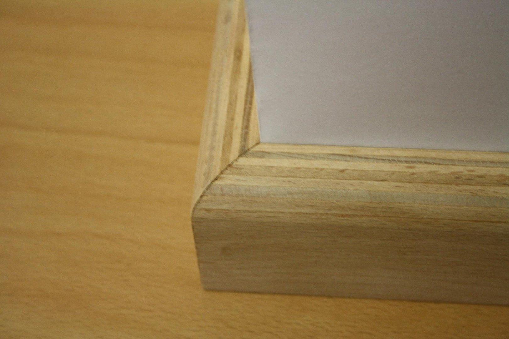 fu leisten buche schichtholz roh 5 oder 6 cm h he fachhandel f r. Black Bedroom Furniture Sets. Home Design Ideas