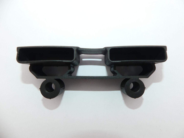 sonderposten kautschukkappen f r leisten der st rke 8mm x breite 35mm. Black Bedroom Furniture Sets. Home Design Ideas